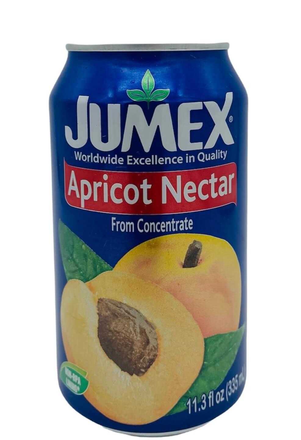 Picture of Apricot Nectar by Jumex 11.3 FL OZ&nbsp;- Item No.&nbsp;6211