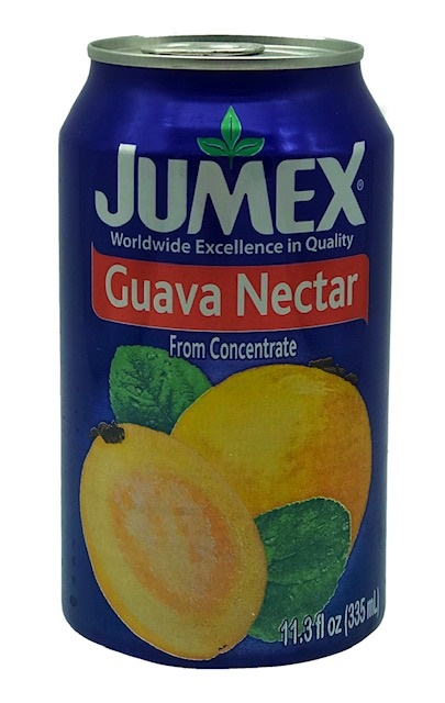 Picture of Guava Nectar by Jumex 11.3 FL OZ - Item No. 6212