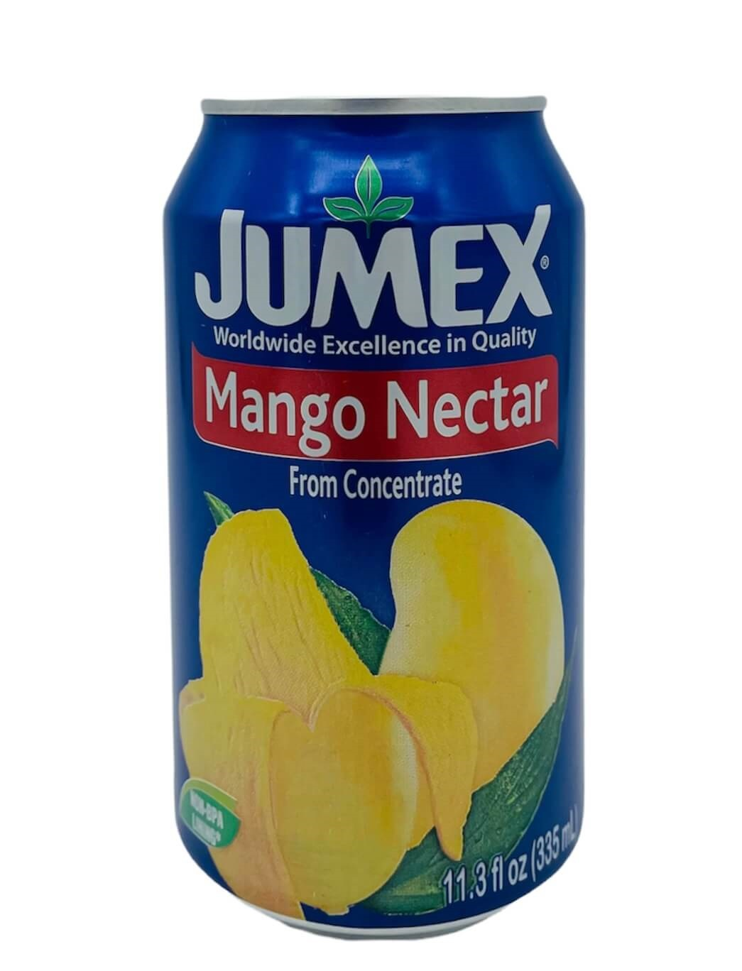 Picture of Mango Nectar by Jumex 11.3 FL OZ - Item No. 6213