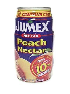 Picture of Peach Nectar by Jumex 11.3 FL OZ - Item No. 6218