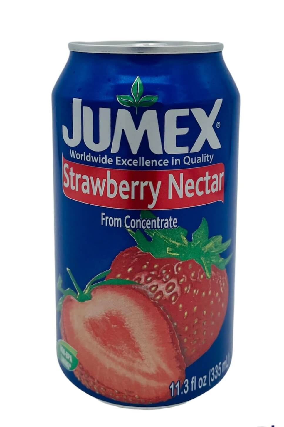 Picture of Strawberry Nectar by Jumex 11.3 FL OZ - Item No. 6219