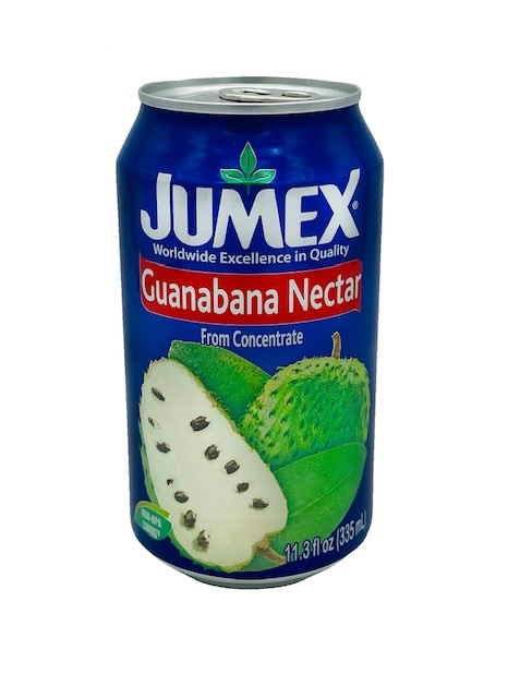 Picture of Guanabana Nectar by Jumex (Pack of 6) 11.3 FL OZ - Item No. 6232