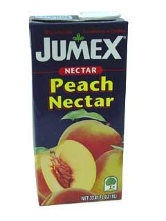 Picture of Peach Nectar by Jumex 33 FL OZ.&nbsp;- Item No.&nbsp;6237