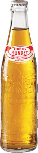 Picture of Sidral Mundet Apple Soft Drink 12 oz (Pack of 6) - Item No. 6259