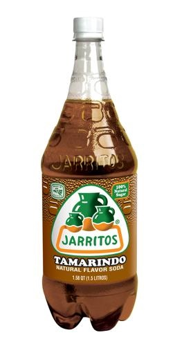 Picture of Tamarind Flavor - Jarritos Tamarindo Soft Drink 1.5 liter&nbsp;- Item No.&nbsp;6268