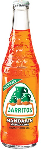Picture of Mandarin Flavor - Jarritos Mandarina Soft Drink 12.5 oz. - Item No. 6270