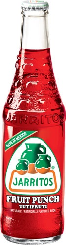 Picture of Fruit Punch - Jarritos Fruit Punch Soft Drink 12.5 oz. - Item No. 6271