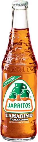 Picture of Tamarind - Jarritos Tamarindo Soft Drink 12.5 oz (Pack of 6) - Item No. 6272