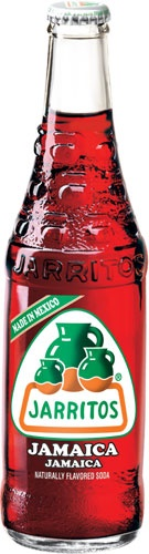 Picture of Hibiscus Flavor - Jarritos Jamaica Soda 12.5 oz. - Item No. 6274