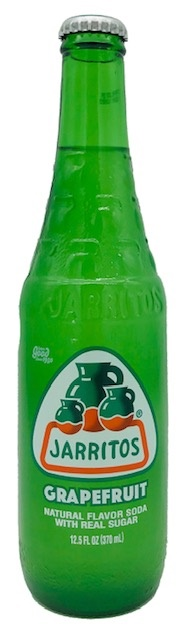 Picture of Grapefruit - Jarritos Grapefruit Soda 12.5 oz.&nbsp;- Item No.&nbsp;6275