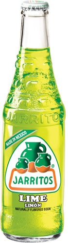 Picture of Lime Flavor - Jarritos Lime Soda 12.5 oz. - Item No. 6276