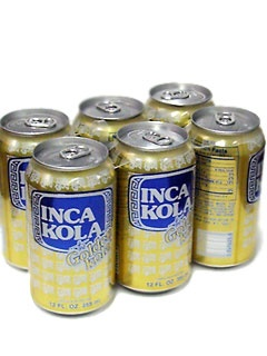 Picture of Inca Kola 6/12 oz. - Item No. 6280