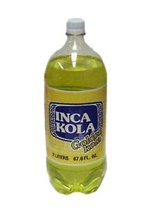 Picture of Inca Kola 2 liter&nbsp;- Item No.&nbsp;6281