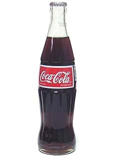 Picture of Mexican Coca Cola 11.5 oz. - Item No. 6295