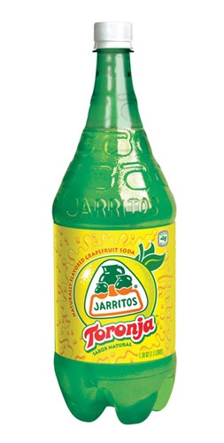 Picture of Grapefruit Flavor - Jarritos Grapefruit Soda 1.5 liter&nbsp;- Item No.&nbsp;6312