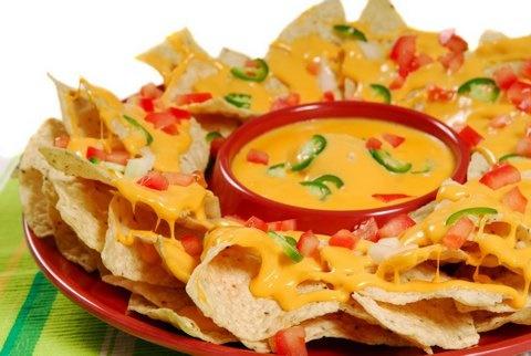 Picture of Los Nachos Tacos Mexican Recipe- Item No.64-taco-nachos