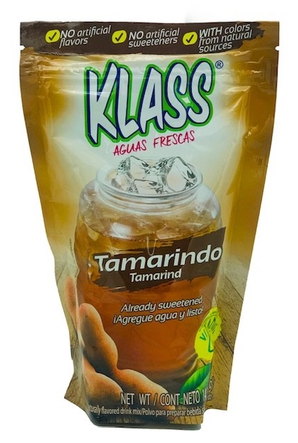 Picture of Tamarind - KLASS Tamarindo Instant Drink Mix Listo 14.1 oz&nbsp;- Item No.&nbsp;6467