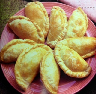 Picture of How to Make Empanadas Recipe - Item No. 665-empanadas
