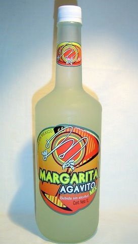 Picture of Margarita Mix Agavito - Non Alcoholic Mix for Tequila Margaritas - 33.8 FL OZ - Item No. 68427-49500