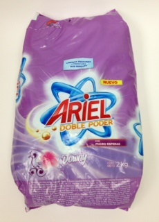 Picture of Nuevo Ariel Doble Poder con un toque de Downy 2 kg - Item No. 7221