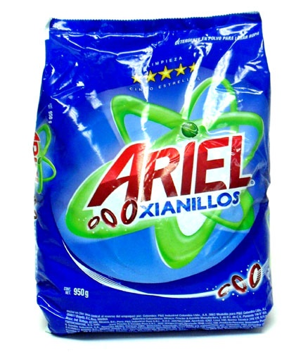 Picture of Ariel Laundry Detergent 1 kilo&nbsp;- Item No.&nbsp;7225