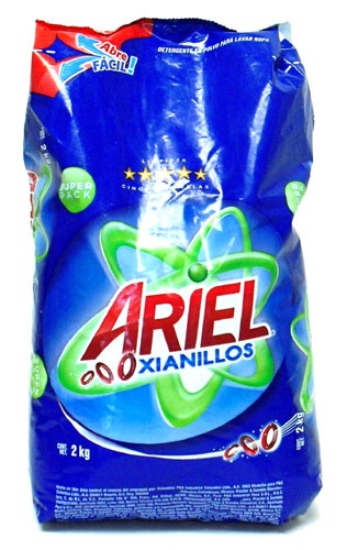 Picture of Ariel Laundry Detergent Size 2 Kilos - 4.4 lbs&nbsp;- Item No.&nbsp;7231