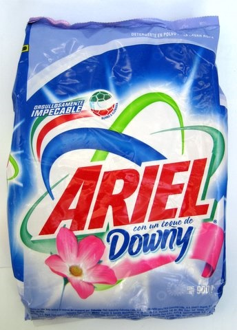 Picture of Ariel Powdered Detergent with Downy 900 g - Item No. 7237