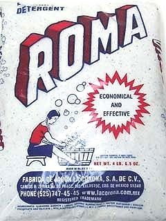 Picture of Roma Laundry Detergent 4.4 pounds&nbsp;- Item No.&nbsp;7245