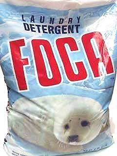 Picture of Foca Laundry Detergent 4.4 pounds - Item No. 7260