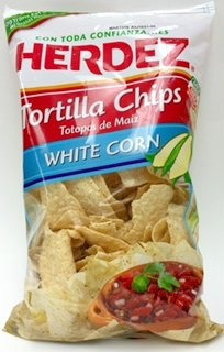 Picture of Tortilla Chips Salsa by Herdez - Item No. 72878-07144