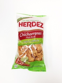 Picture of Chicharrones Pork Rinds Chile Limon by Herdez - Item No. 72878-07147
