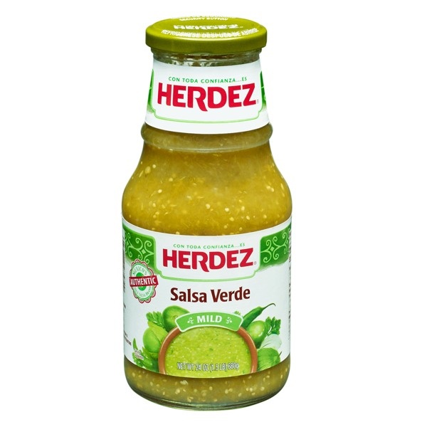 Picture of Herdez Salsa Verde 24 oz&nbsp;- Item No.&nbsp;72878-27572