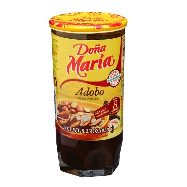 Picture of Dona Maria Adobo Mexican Condiment 8.25 oz - Item No. 72878-49533