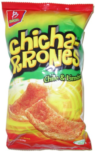 Picture of Barcel Chicharrones Chile and Limon 2.47 oz&nbsp;- Item No.&nbsp;74323-02507