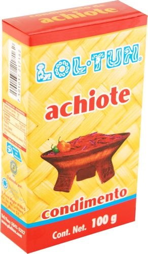Picture of Lol Tun Achiote Condiment 3.5 oz&nbsp;- Item No.&nbsp;7501037-217162
