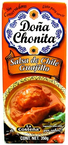 Picture of Dona Chonita Salsa Guajillo Pepper 12.3 oz - Item No. 76397-00785