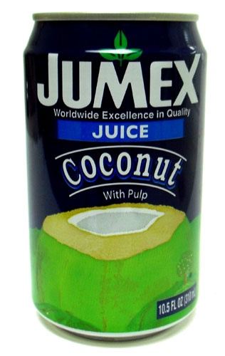 Picture of Jumex Coconut Juice with Pulp (Pack of 6) 10.5 fl oz - Item No. 76406-00815