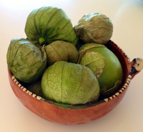 Picture of Tomatillos Green Husk Tomatoes - Item No. 77745-31209