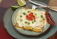 Picture of Cheese Enchiladas from Mexico Recipe - Item No. 78-cheeseenchiladas