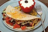 Picture of Rockin' Tacos Mexican Recipe - Item No. 79-rockintacos