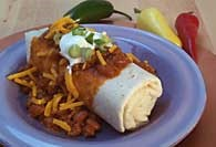 Picture of Chili Cheese Burritos Mexican Recipe - Item No. 81-chilecheeseburritos
