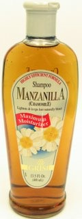 Picture of GRISI Shampoo Manzanilla - Chamomile 13.5 OZ - Item No. 82013