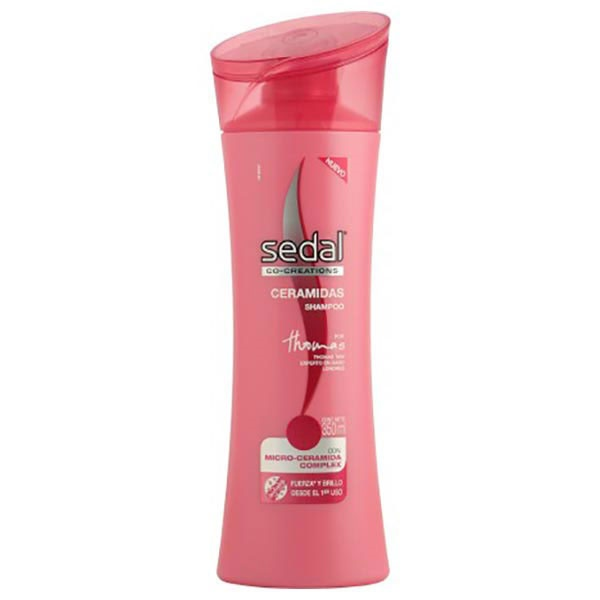 Picture of SEDAL Shampoo SOS Ceramidas 11.82 OZ - Item No. 82021