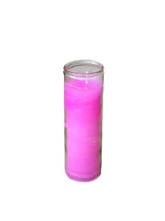 Picture of Pink 7-Day Candle  15 oz.&nbsp;- Item No.&nbsp;8336