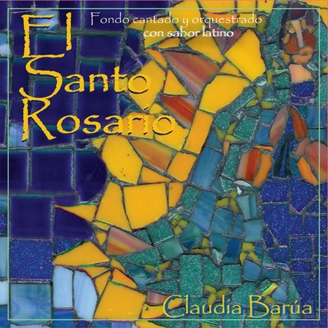 Picture of El Santo Rosario in Spanish by Claudia Barua&nbsp;- Item No.&nbsp;84501-12975