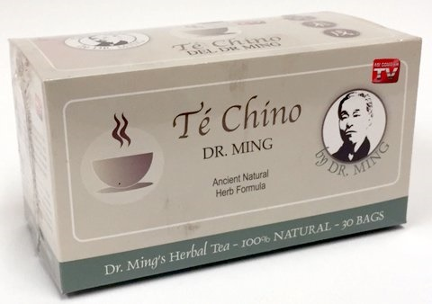 Picture of Te Chino del Dr. Ming Herbal Tea - Item No. 862103-110146