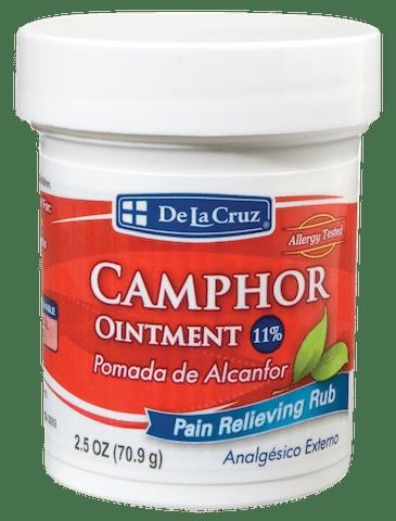 Picture of Pomada de Alcanfor - Camphor Ointment 2.5 OZ - Item No. 87336