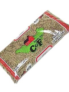 Picture of C & F Lentils - Lentejas 16 oz.&nbsp;- Item No.&nbsp;8884