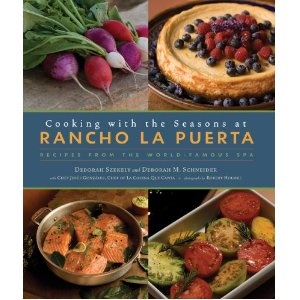Picture of Cooking with the Seasons at Rancho La Puerta: Recipes from the World Famous SPA by Deborah Schneider&nbsp;- Item No.&nbsp;9-781584-797098