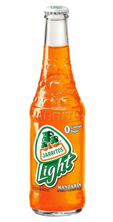 Picture of Jarritos Mandarin Light 12.5 oz - Item No. 90478-41012